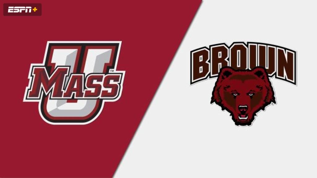 #9 Massachusetts vs. Brown (M Hockey)