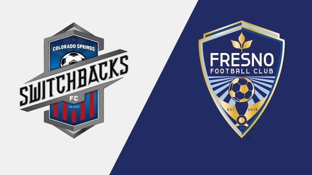 Colorado Springs Switchbacks FC vs. Fresno FC