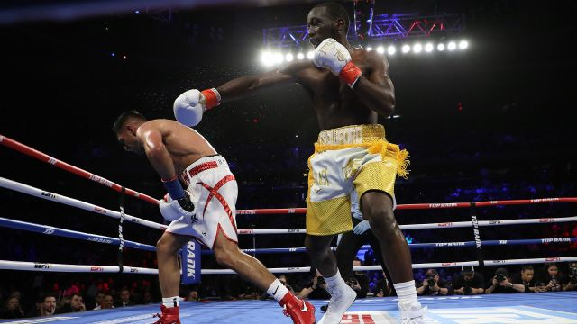 Top Rank Boxing on ESPN: Crawford vs. Khan