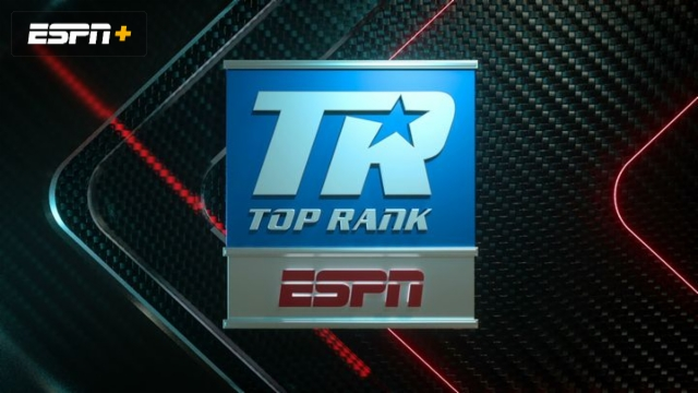 Top Rank Boxing on ESPN: Main Card