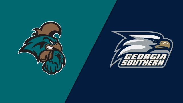 Coastal Carolina vs. Georgia Southern (W Basketball)