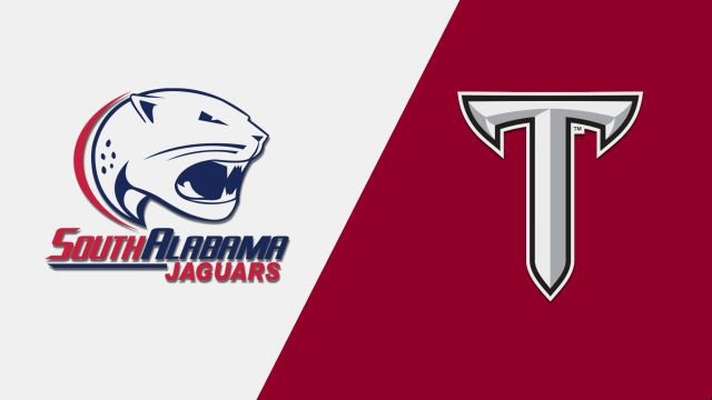 South Alabama vs. Troy (M Basketball)
