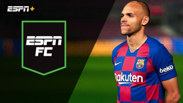 Thu, 2/20 - ESPN FC: Barcelona sign Braithwaite