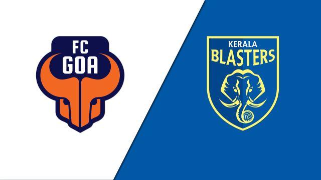 FC Goa vs. Kerala Blasters FC (Indian Super League)