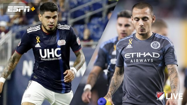 New England Revolution vs. New York City FC (MLS)