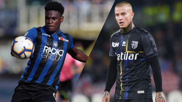 Atalanta vs. Parma (Serie A)