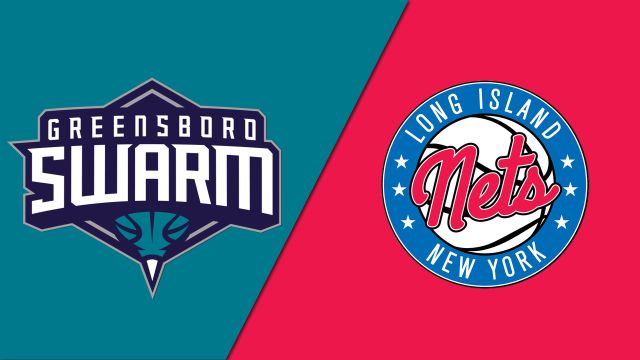 Greensboro Swarm vs. Long Island Nets