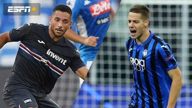 Sampdoria vs. Atalanta (Serie A)