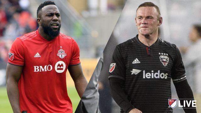 Toronto FC vs. D.C. United