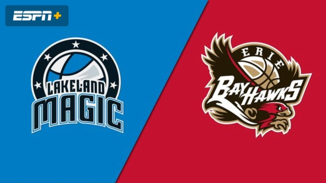 Lakeland Magic vs. Erie BayHawks