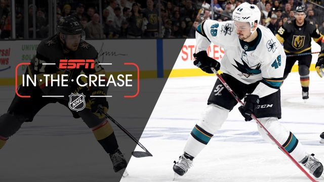 Mon, 4/22 - In the Crease: Hertl makes history