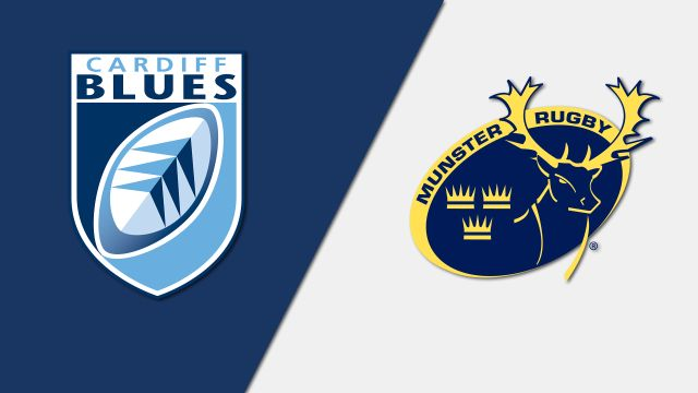 Cardiff Blues vs. Munster