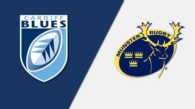 Cardiff Blues vs. Munster
