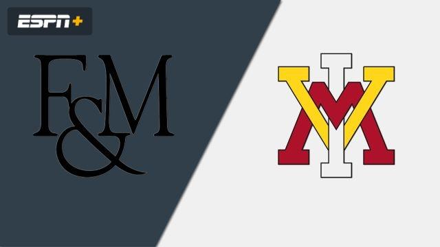 Franklin and Marshall vs. VMI (Wrestling)