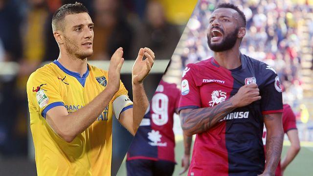Frosinone vs. Cagliari (Serie A)