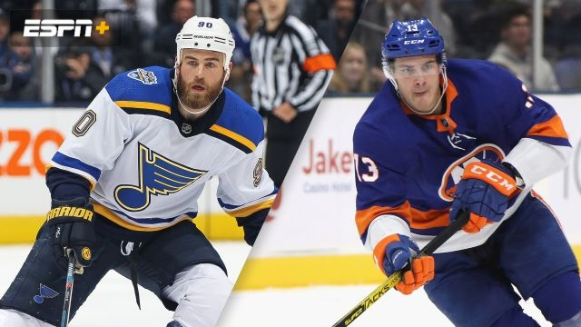 St. Louis Blues vs. New York Islanders
