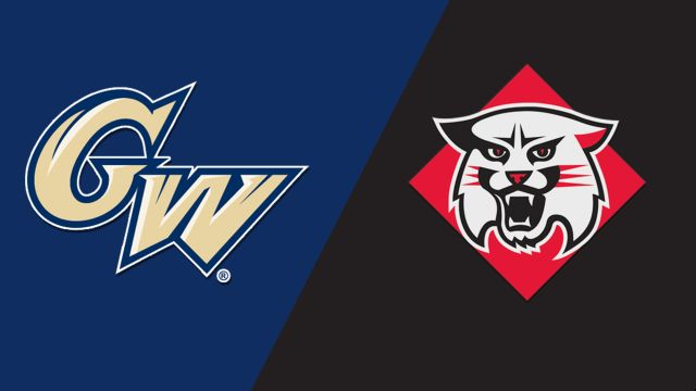 George Washington vs. Davidson (M Basketball)