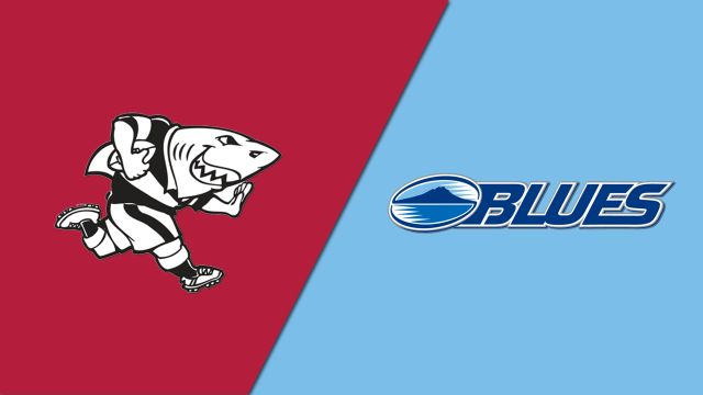 Sharks vs. Blues (Super Rugby)