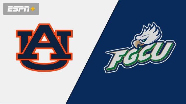 Auburn vs. Florida Gulf Coast (W Soccer)