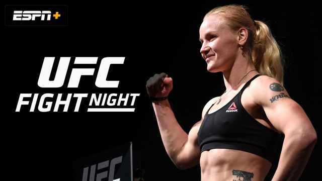 UFC Fight Night Pre-Show: Shevchenko vs. Carmouche 2