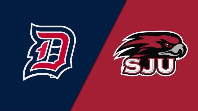 Duquesne vs. Saint Joseph's (W Basketball)