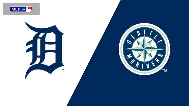 Detroit Tigers vs. Seattle Mariners