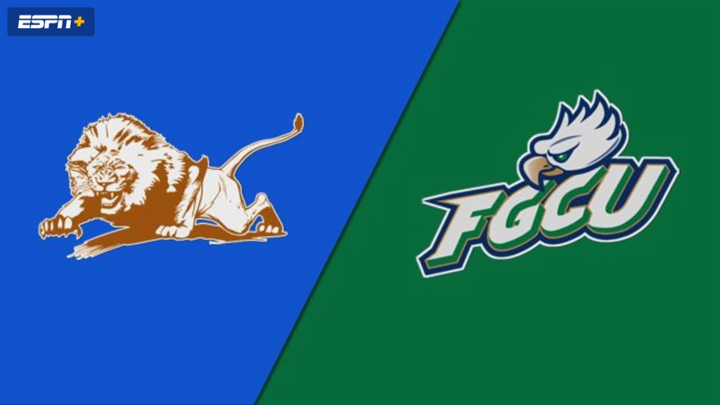 Florida Memorial vs. Florida Gulf Coast (W Basketball)