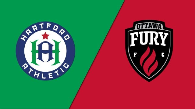 Hartford Athletic vs. Ottawa Fury FC (USL Championship)