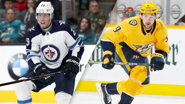 Winnipeg Jets vs. Nashville Predators