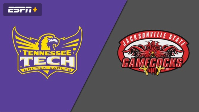 Tennessee Tech vs. Jacksonville State (M Basketball)