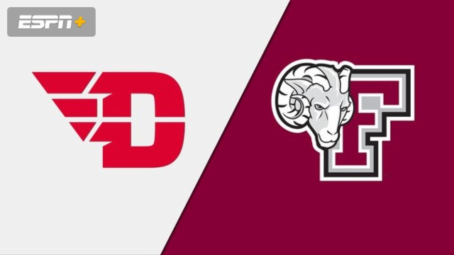 Dayton vs. Fordham (W Basketball)