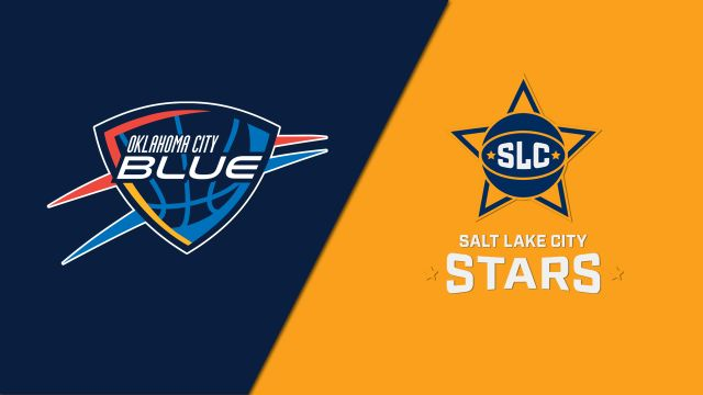 Oklahoma City Blue vs. Salt Lake City Stars