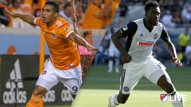 Houston Dynamo vs. Philadelphia Union