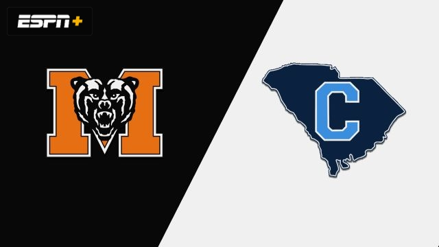 Mercer vs. The Citadel (Football)