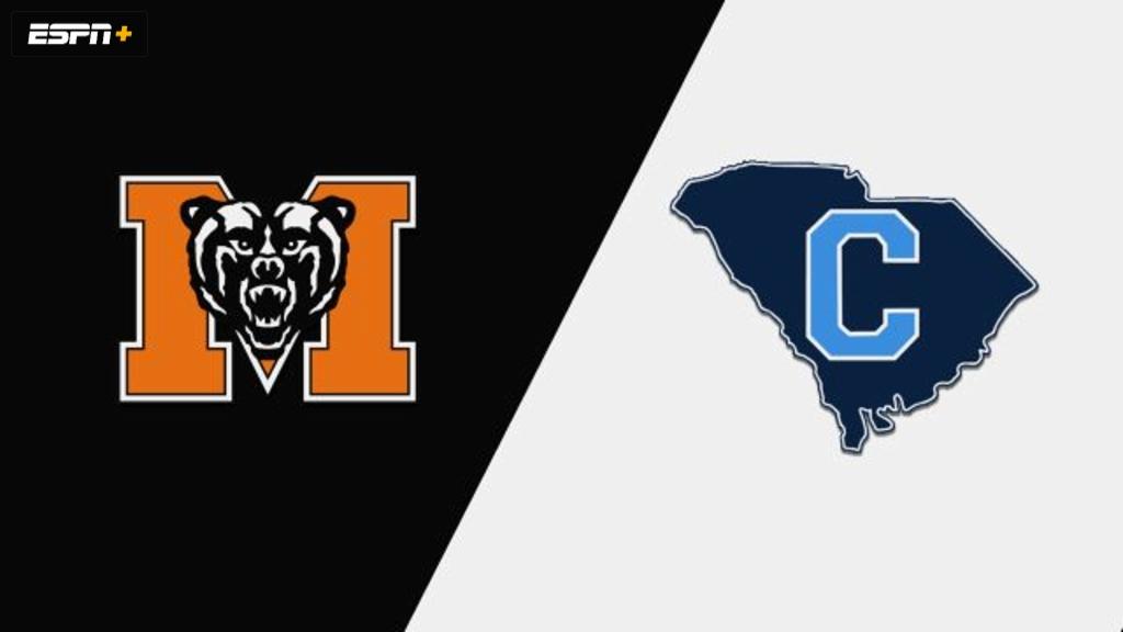 Mercer vs. The Citadel (Football)