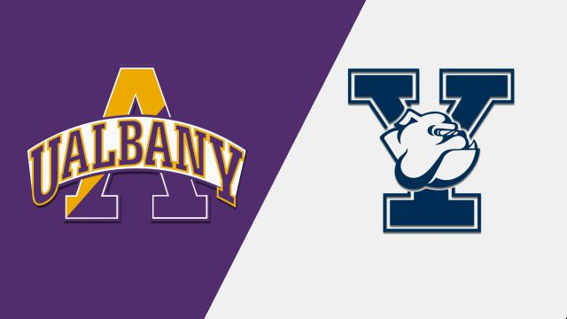 Albany vs. Yale (M Basketball)