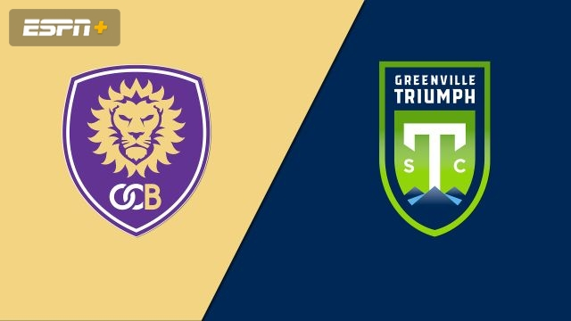 Orlando City B vs. Greenville Triumph SC (USL League One)
