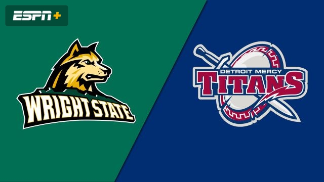 Wright State vs. Detroit Mercy (W Soccer)