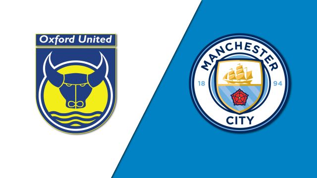 Oxford United vs. Manchester City (Round #3) (Carabao Cup)