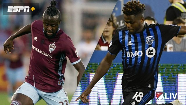 Colorado Rapids vs. Montreal Impact (MLS)