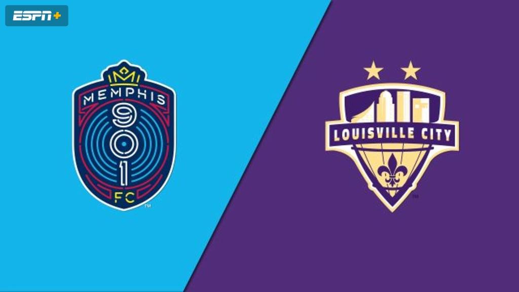 Memphis 901 FC vs. Louisville City FC (USL Championship)