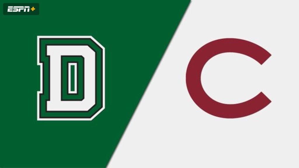 Dartmouth vs. Colgate (W Hockey)
