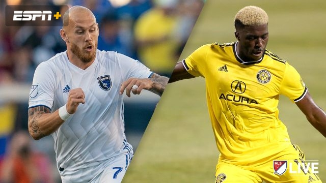 San Jose Earthquakes vs. Columbus Crew SC (MLS)