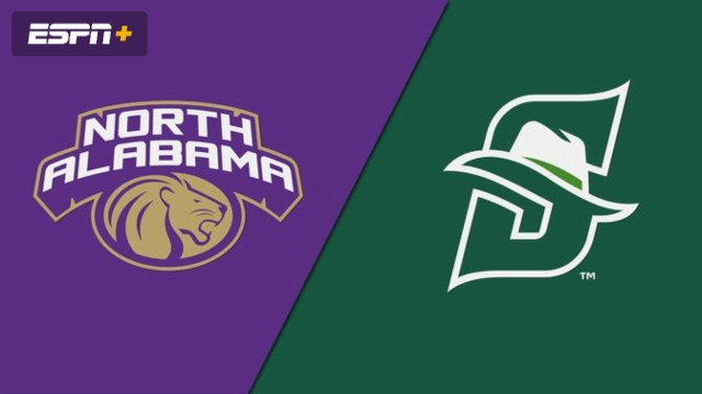 North Alabama vs. Stetson (W Basketball)