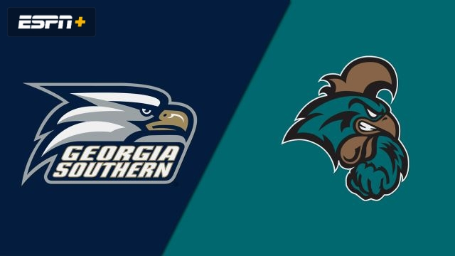 Georgia Southern vs. Coastal Carolina (W Basketball)