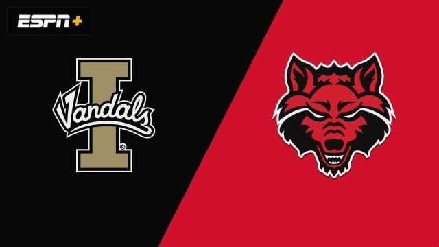 Idaho vs. Arkansas State (M Basketball)