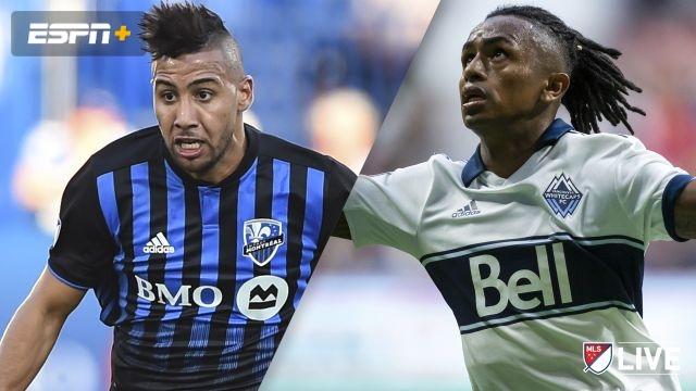 Montreal Impact vs. Vancouver Whitecaps FC (MLS)