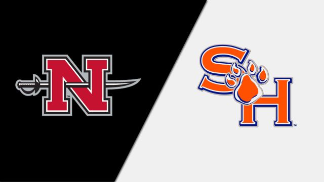 Nicholls vs. Sam Houston State (M Basketball)