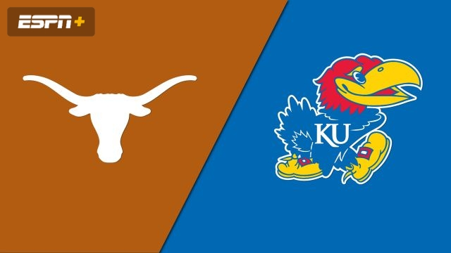 Texas vs. Kansas (W Volleyball)