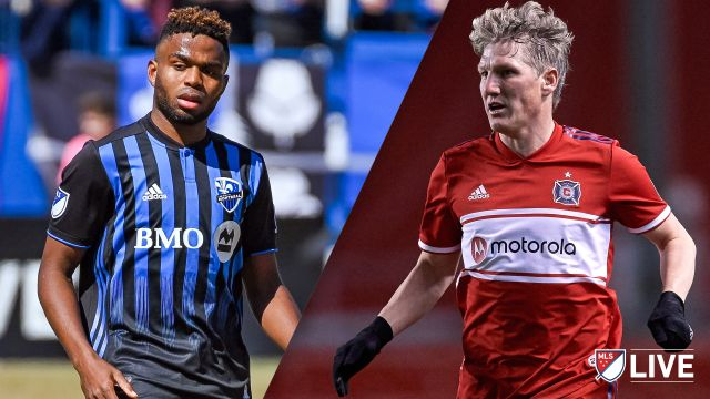 Montreal Impact vs. Chicago Fire